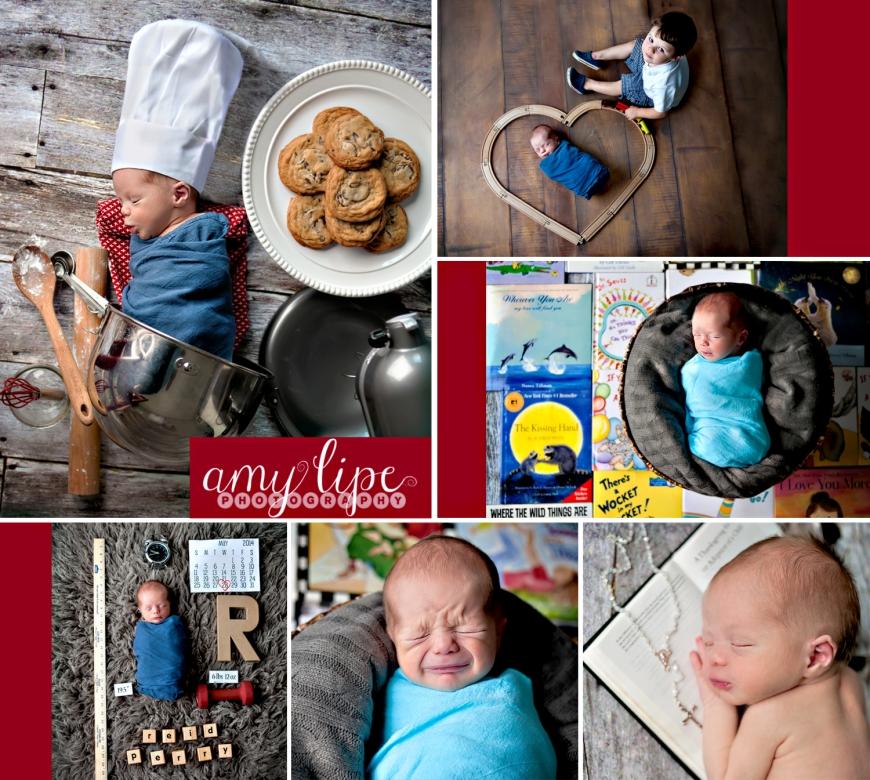 Reid - Newborn {6 days new}